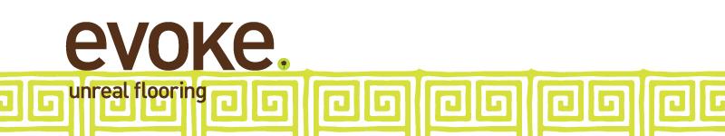 evoke logo and banner