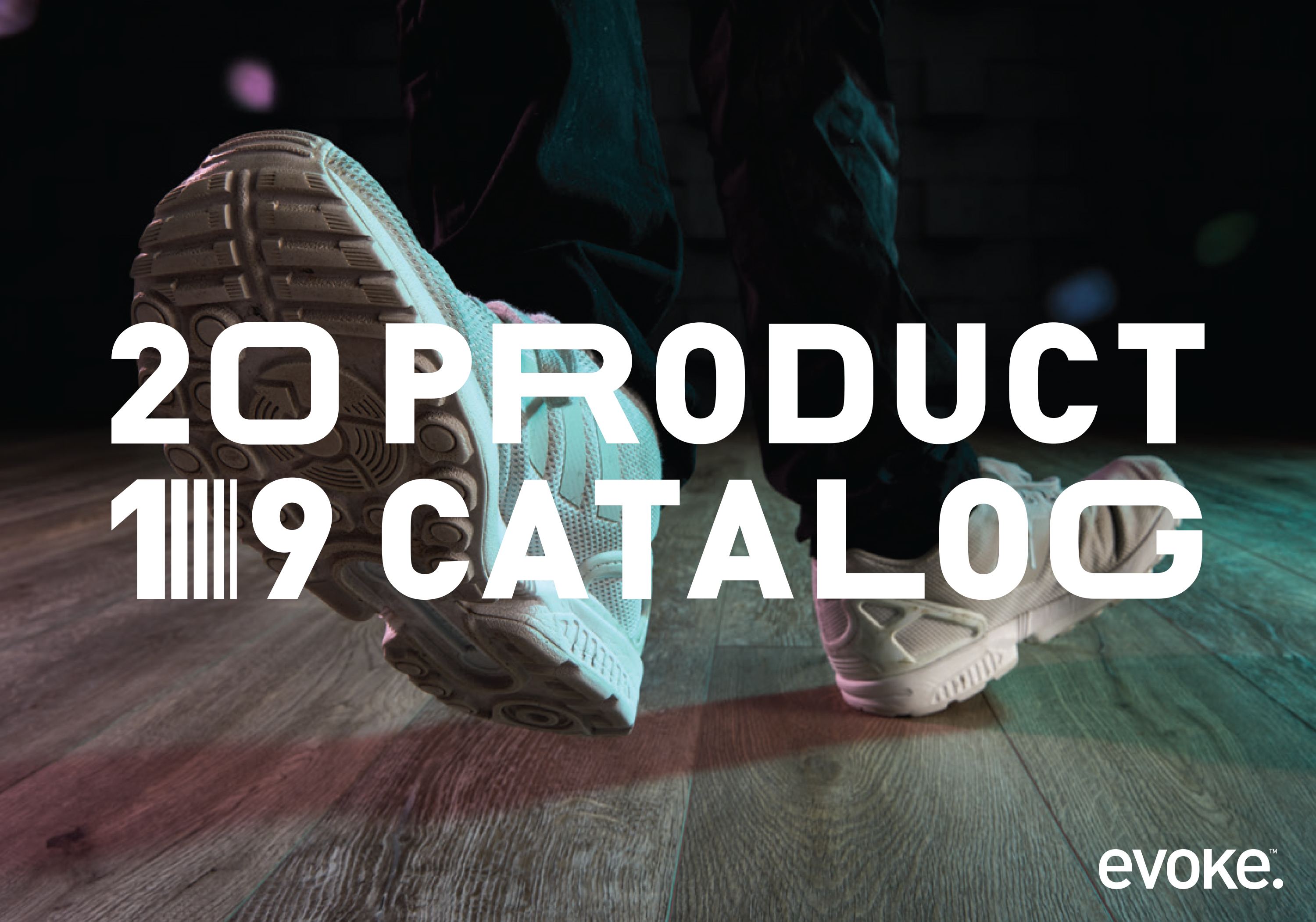 2019 Evoke Catalog with click through to downloadable PDF